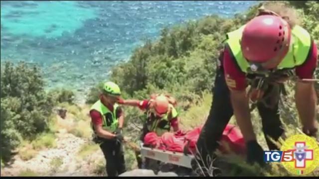 Morto dopo la caduta si indaga sui soccorsi