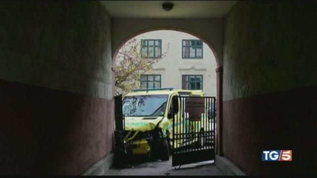Pedoni travolti, terrore ad Oslo
