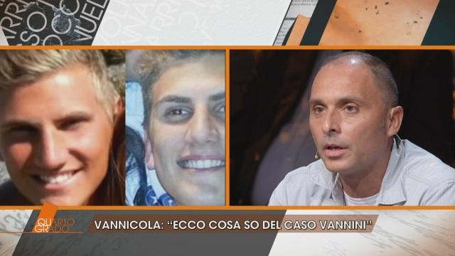Omicidio Vannini: parla il testimone Vannicola
