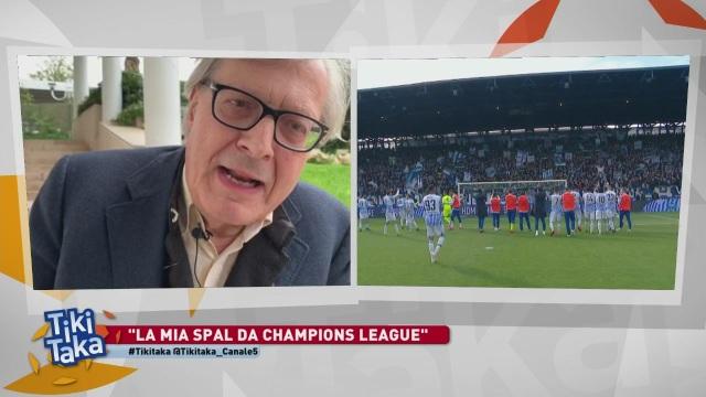 'La mia Spal da Champions'
