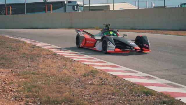 Formula E: ecco l'Audi'FE06 per il mondiale 2020