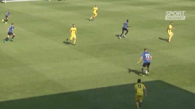 Atalanta a suon di gol