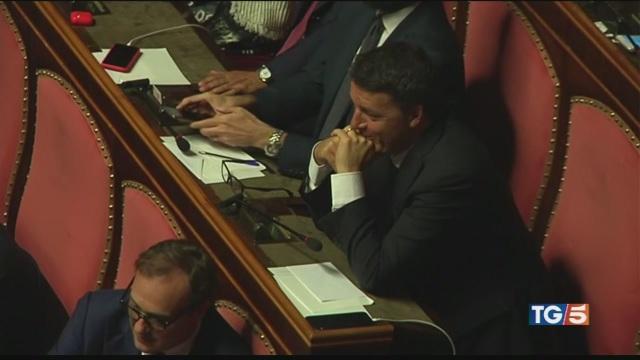 Renzi: oggi i gruppo il Pd va alla conta