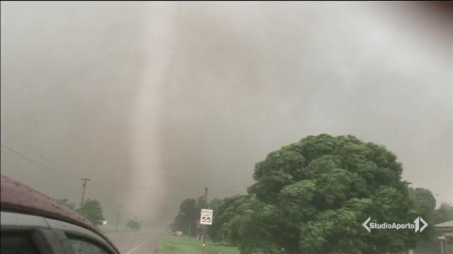 Stati Uniti, allarme tornado