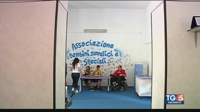 I disabili e le loro famiglie