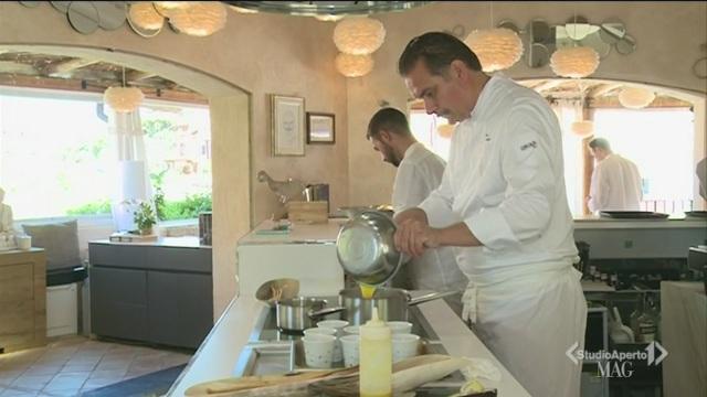 Il primo ristorante stellato della Costa Smeralda