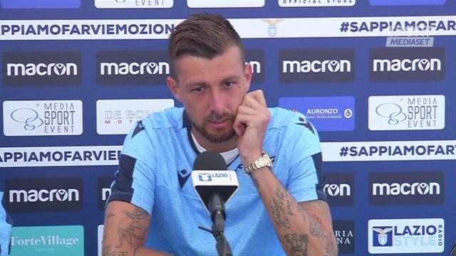 'Lazio, ti porto in Champions'