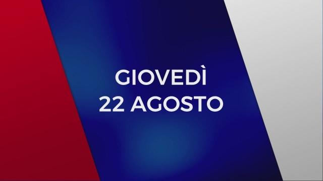 Stasera in Tv sulle reti Mediaset, 22 agosto