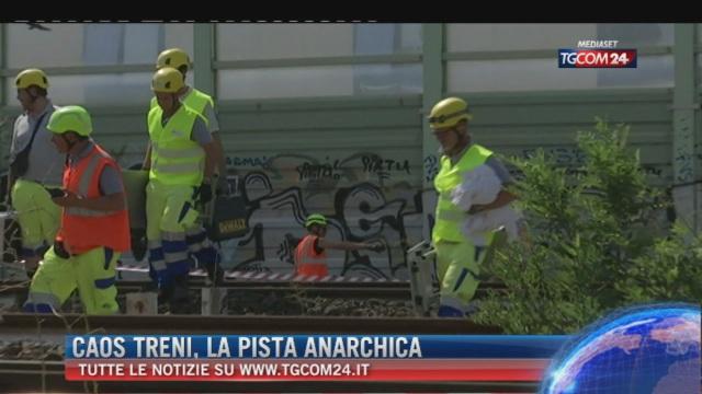 Breaking News delle ore 09.00: 'Caos treni, la pista anarchica'