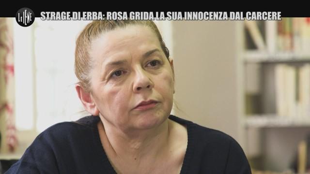 Strage di Erba, Rosa Bazzi torna a parlare di Pietro Castagna