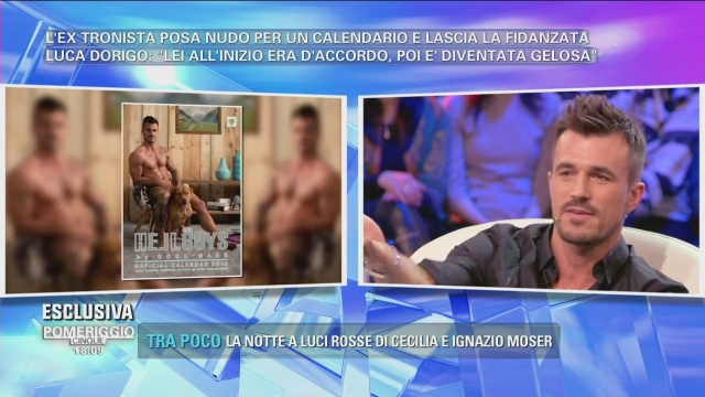 Calendario Luca Dorigo.Il Pixelino Single