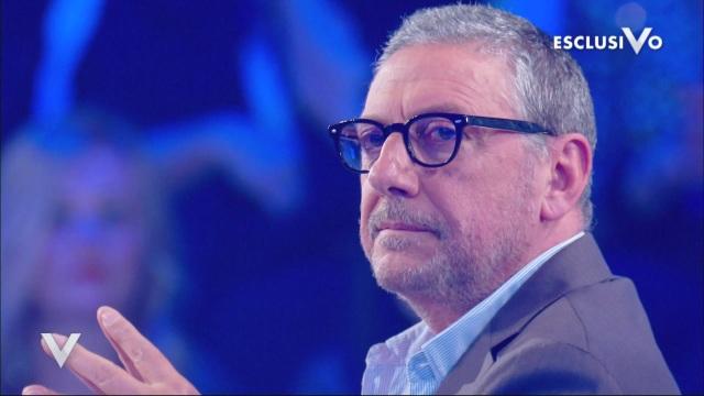 Sergio Castellitto: 'Fine primo atto'