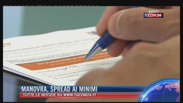 Breaking News delle ore 21.30: 'Manovra, spread ai minimi'