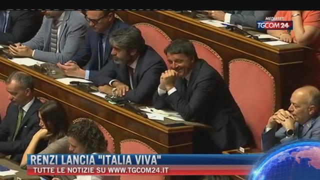 Breaking News delle ore 09.00: Renzi lancia 'Italia Viva'