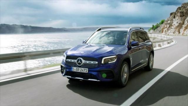 Ecco il nuovo Mercedes GLB