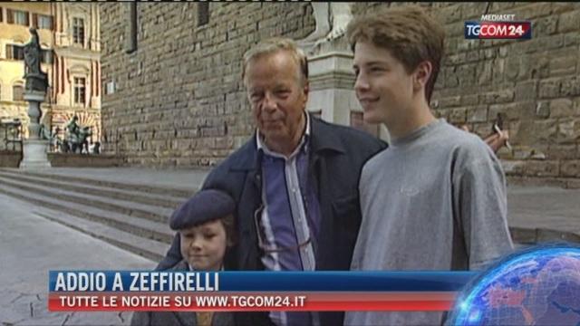 Breaking News delle ore 21.30: Addio a Zeffirelli