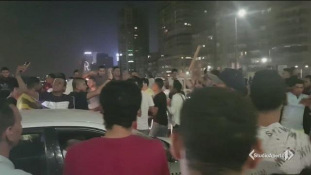 L'Egitto torna in piazza