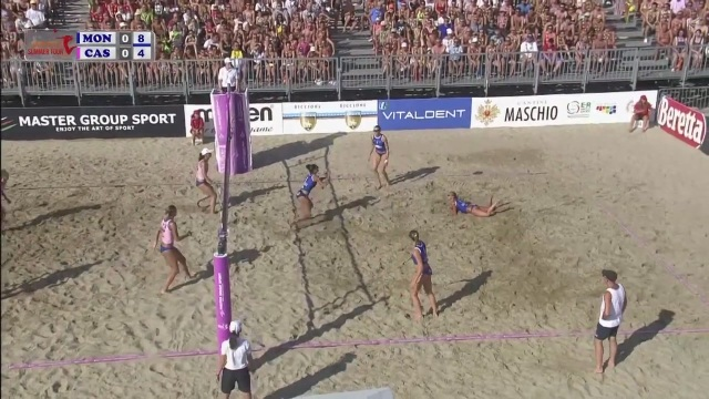 Lega Volley Summer Tour, a Monza la Supercoppa