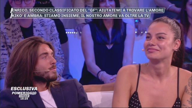 GF 16 - Enrico e Audrey?