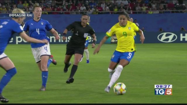 Stasera Italia U21 Azzurre sconfitte