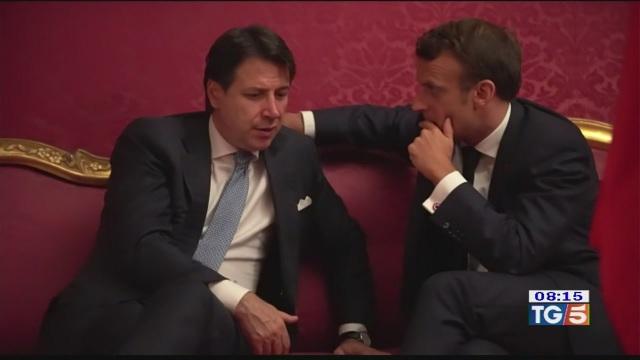 Migranti: oggi Sarraj e Macron a Roma