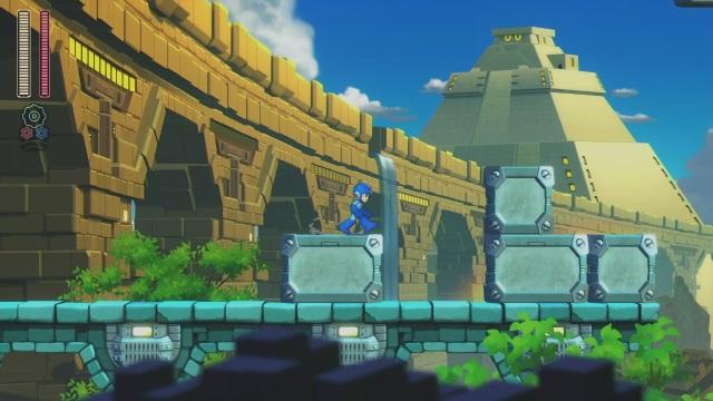 Mega Man 11 nel 2018