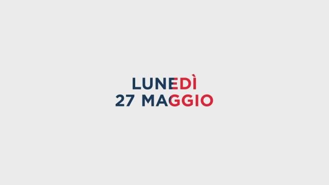Stasera in Tv sulle reti Mediaset, 27 maggio
