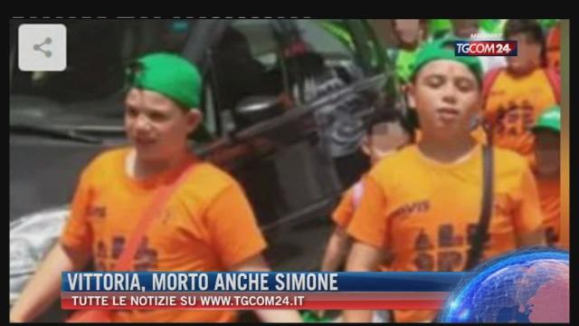 Breaking News delle ore 21.30: 'Vittoria, morto anche Simone'