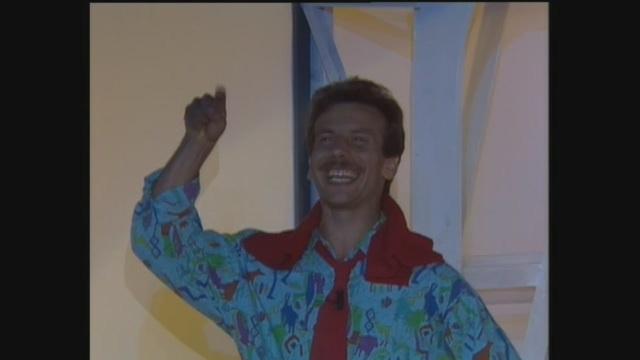 1986: Aldo e Giovanni, ancora senza Giacomo, a Cabaret per una Notte