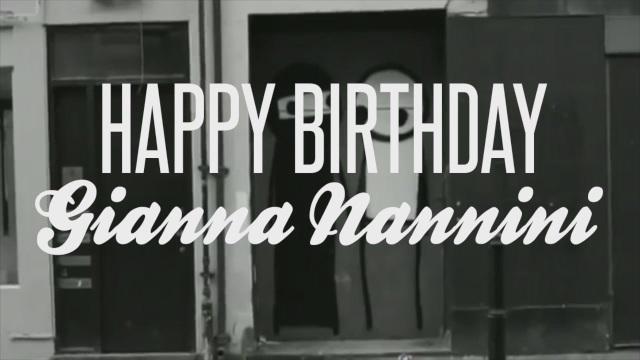 Buon compleanno Gianna Nannini