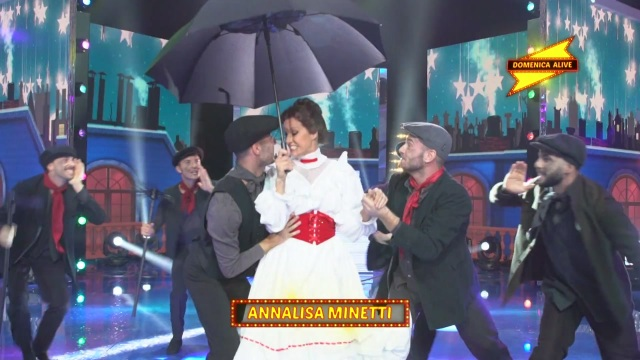 Annalisa Minetti in Mary Poppins
