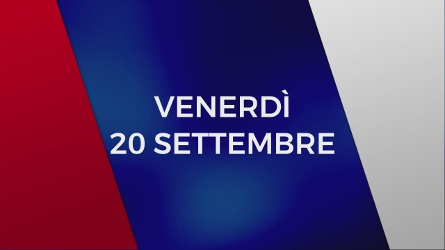 Stasera in Tv sulle reti Mediaset, 20 settembre