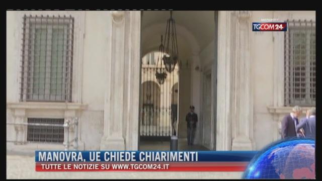 Breaking News delle ore 21.30: 'Manovra, Ue chiede chiarimenti'