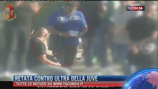 Breaking News delle ore 12.00: retata contro ultrà della Juve