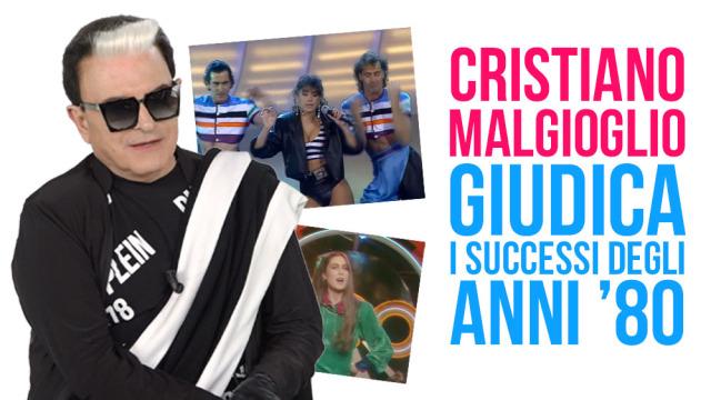 Cristiano Malgioglio giudica i successi degli anni '80