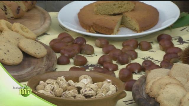 La produzione di prodotti a base di castagne