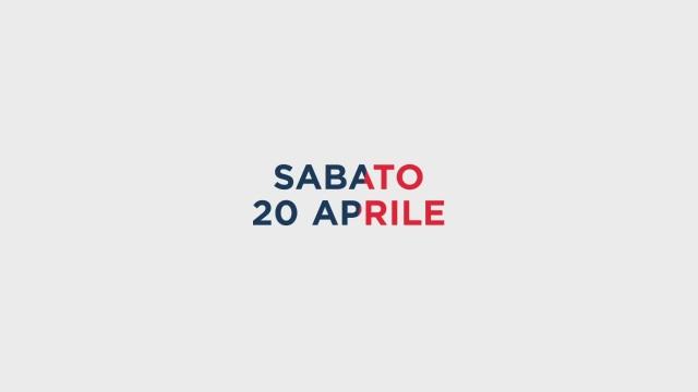 Stasera in Tv sulle reti Mediaset, 20 aprile