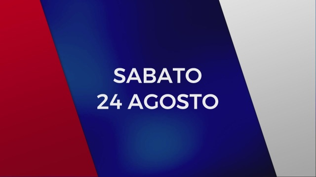 Stasera in Tv sulle reti Mediaset, 24 agosto