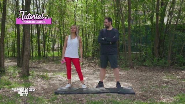 In forma con Laura - L'elastico