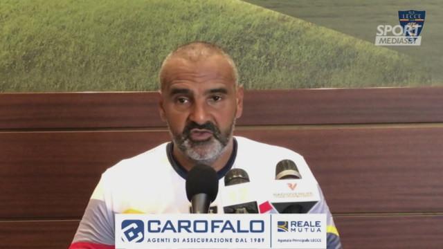 Lecce, Liverani: 'La pausa ci ha fatto bene'