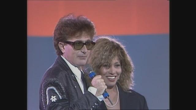 Tina Turner canta 'The Best' Vota la voce 1989