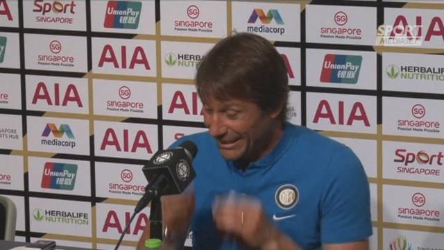 Conte: 'Lukaku? Ci spero, ma poi tocca al club'