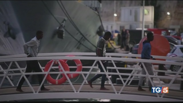 Il flusso dei migranti a Lampedusa è ripreso