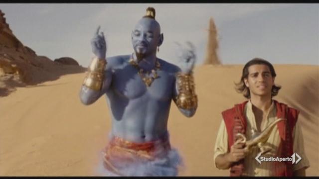 Aladdin arriva nelle sale