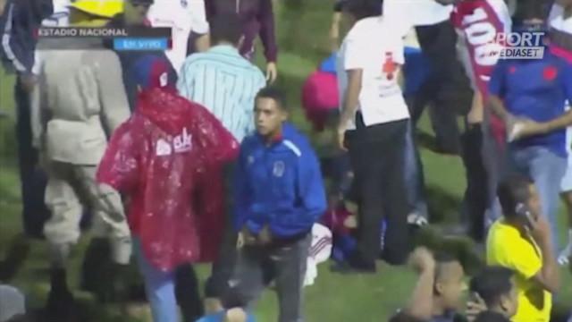 Derby di sangue in Honduras: morti e feriti