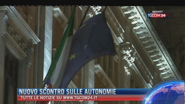 Breaking News delle ore 09.00: 'Nuovo scontro sulle autonomie'