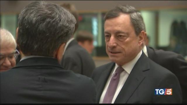 Draghi: giù i tassi e Trump si infuria