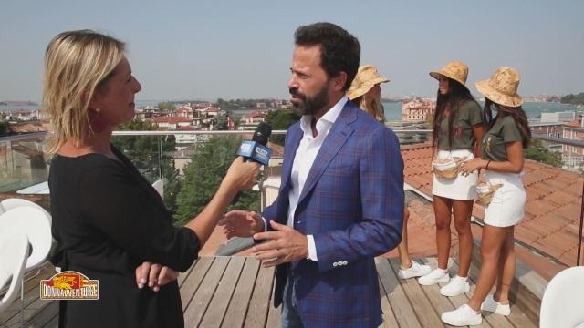 L'intervista di Donnavventura alla stampa