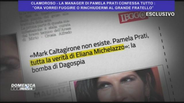 Pamela Prati gate