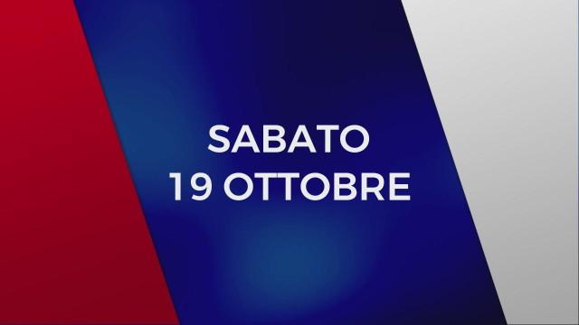Stasera in Tv sulle reti Mediaset, 19 ottobre